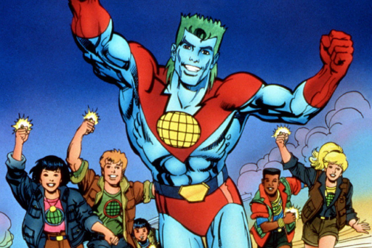 Captain Planet: the superhero reboot we need to fight climate change